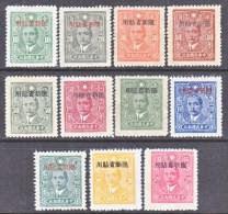 Old China  SINKIANG  162-73  * - Sinkiang 1915-49