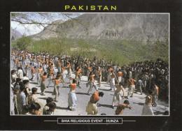 PAKISTAN - Shia Religious Event - Hunza - Pakistan