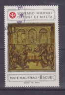SMOM Sovereign Military Order Of Malta Mi 210 Christmas - Baptistery Cathedral Sienna - 1982 - Malta (Orde Van)