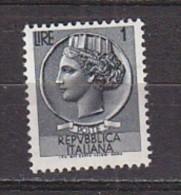PGL BU1018 - ITALIA REPUBBLICA SASSONE N°761 ** - 1946-.. République