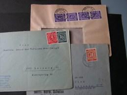 ==  Deutsche Post 3  Cv. Lot - Sowjetische Zone (SBZ)