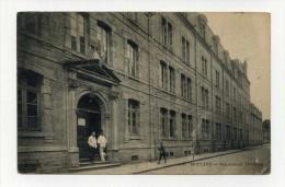 CP , 03 , MOULINS , Pensionnat Saint-Gilles - Moulins