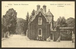 VAUX De CERNAY L'Abbaye (Malcuit) Yvelines (78) - Vaux De Cernay