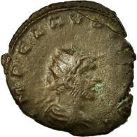 Monnaie, Claude, Antoninien, TTB, Billon, Cohen:281 - 5. L'Anarchie Militaire (235 à 284)
