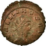 Monnaie, Gallien, Antoninien, TTB, Billon, Cohen:586 - 5. L'Anarchie Militaire (235 à 284)