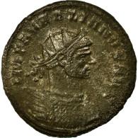 Monnaie, Aurelia, Antoninien, TTB+, Billon, Cohen:113 - 5. L'Anarchie Militaire (235 à 284)