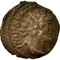 Monnaie, Tetricus I, Antoninien, TB, Billon, Cohen:20 - 5. L'Anarchie Militaire (235 à 284)