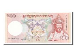[#155283] Bhoutan, 500 Ngultrum Type Wangchuk - Bhoutan