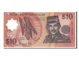 [#108396] Brunei, 10 Ringgit Type Sultan Jam'Asr Hassan Bolkiah I - Brunei