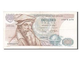 Belgique, 1000 Francs, Type Mercator - [ 2] 1831-... : Belgian Kingdom