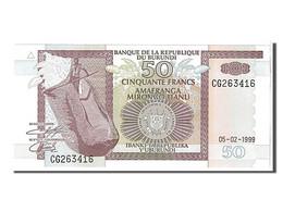 Burundi, 50 Francs Type 1999 - Burundi