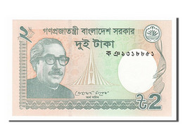 [#155258] Bangladesh, 2 Taka Type Rahman - Bangladesh