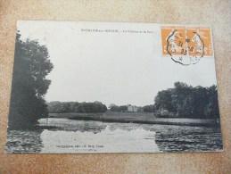 ENTRAINS Sur NOHAIN - Le Château Et Le Parc - Francia