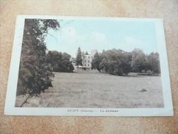 GUIPY - Le Château - Francia
