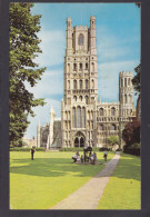 West Front,Ely Cathedral,Cambridgeshire,R8 . - Ely