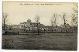 LA POMMERAIE . - Vue Générale - France