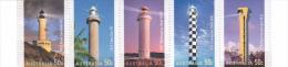 Australia 2006 Lighthouses Set MNH - 2000-09 Elizabeth II