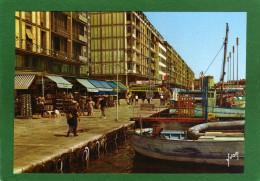 83  TOULON - Quai De Stalingrad (animée) - CPM  Année 1970  EDIT YVON - Toulon