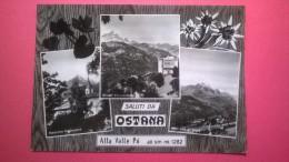 Saluti Da Ostana (Alta Valle Po) - Cuneo