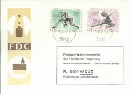 AUSTRIA CC SELLO JUEGOS OLIMPICOS INNSBRUCK HOCKEY HIELO PATINAJE - Invierno 1976: Innsbruck