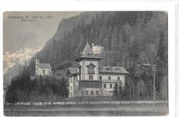 VAL D'AOSTA-AOSTA-GRESSONEY ST.JEAN VILLA PECCOZ - Italia