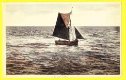 * Knokke - Knocke Sur Mer (Kust - Littoral) * (Artcolor Bruxelles, Nr 10) Départ Vers L'infini, Albert Plage, Bateau - Knokke
