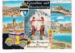 20775 Groeten Uit Blankenberge - Un Bonjour De - Middelkerke