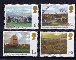 Great Britain - 1979 - Horse Racing Paintings/The Derby Bicentenary - MNH - Ongebruikt