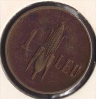 ROMANIA 1 LEU 1938 - Roumanie