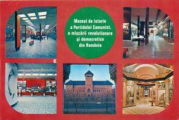 Communist Party Museum, Bucharest, Romania Postcard - Romania