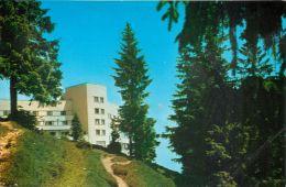 Hotel Cota 1400, Sinaia, Romania Postcard - Romania