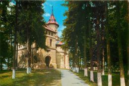 Mirauti Church, Suceava, Romania Postcard - Romania