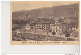 Au Plus Rapide Città Di Castello Panorama Con Basilica S Domenico 10 Août 1946 - Perugia