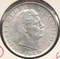 ROMANIA 25000 LEI 1946 ARGENT SILVER - Rumania