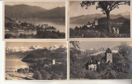 Spiez - Lot Von 11 Postkarten ° Spiez - Lot De 11 Cartes Postale - Cartes Postales