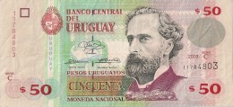 Uruguay - 50 Pesos 2003 - Série C - N° 11784803  - - Uruguay