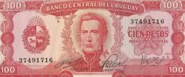 Uruguay -100 Pesos - Non Daté - -Série A - N° 37491716 - Non Circulé - - Uruguay