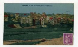 CP , 80 , ONIVAL , Vue Générale Prise Des Prairies - Onival