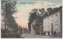 22120g STATIESTRAAT - RUE De La STATION - Erps-Querbs - 1911 - Colorisée - Kortenberg