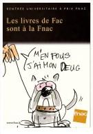 BD - Illustration Dêd - M'en Fous J'ai Mon Deug - Comics