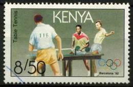 #14-04-00939 - Kenya - 1991 - SG 559 - US - QUALITY:100% - Olympic Games, Barcelona - Kenia (1963-...)