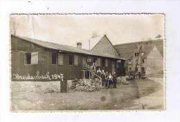 BREIDENBACH  -  Photo Carte  1947  -  (défaut Aminci) - France