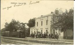 CPA PEZENAS  Gare Du Midi 10156 - Pezenas