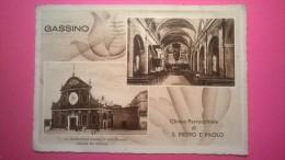 Gassino - Chiesa Parrocchiale Di S. Pietro E Paolo - Altre Città