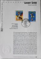 DOCUMENT De La POSTE 1er JOUR 2003 - FÊTE Du TIMBRE - Paris Le 15.03.2003 - Documents De La Poste