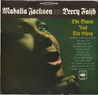 * LP *  MAHALIA JACKSON - THE POWER AND THE GLORY (Holland 1969 Stereo) - Gospel En Religie
