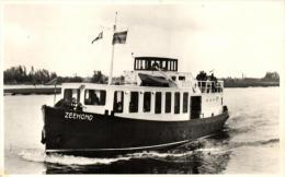 """TRANSPORT - BATEAU - M. S. """"ZEEHOND"""" - Bateaux"""
