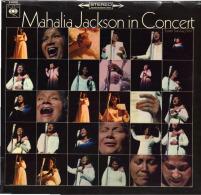 * LP *  MAHALIA JACKSON - IN CONCERT, EASTER SUNDAY 1967 (Holland 1967 EX-) - Gospel En Religie