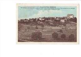 71 - Mazille - Vaches Au Pré - 1934 - Autres Communes