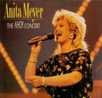 * 2LP *  ANITA MEYER - THE AHOY CONCERT (German7 1988 EX-!!!) - Disco, Pop